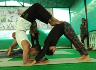 best yoga rishikesh
